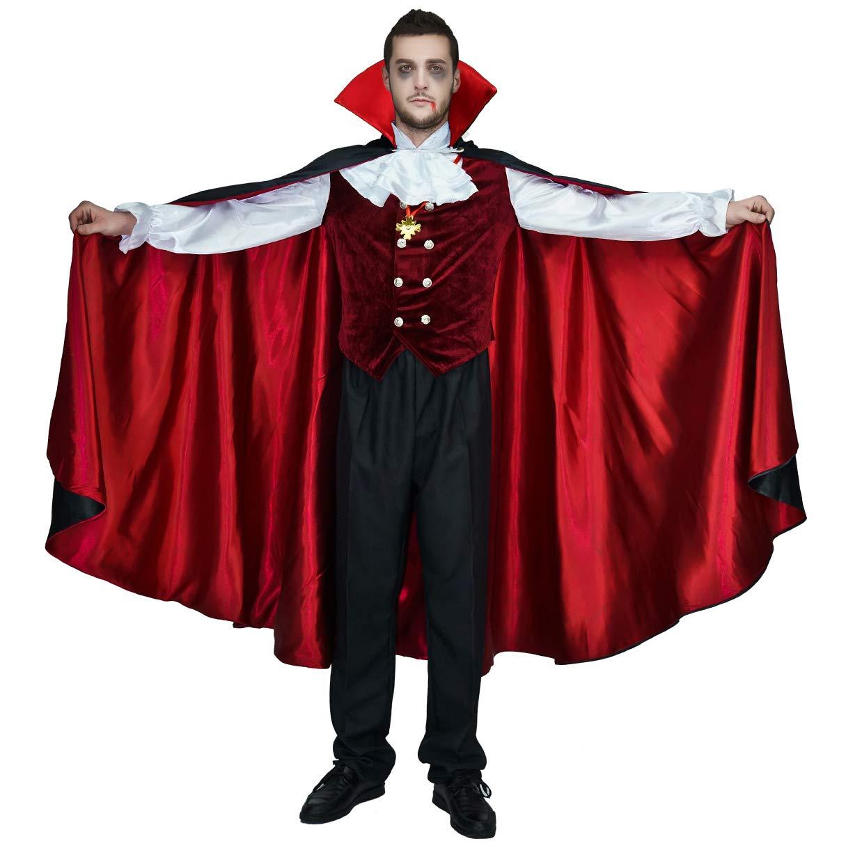 flatwhite Mens King Napoleon Costume