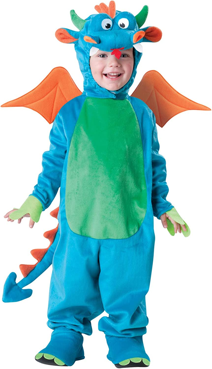Max 83% OFF InCharacter Costumes LLC Dinky Dragon Mediu Green Orange Blue Sales of SALE items from new works