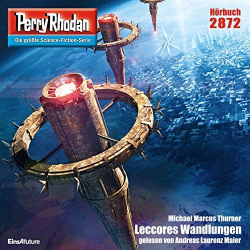 Leccores Wandlungen audiobook cover art
