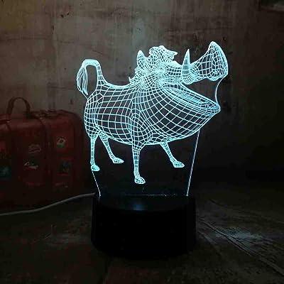 Rosvola Lámpara LED, luz de Contacto de protección Ocular ...