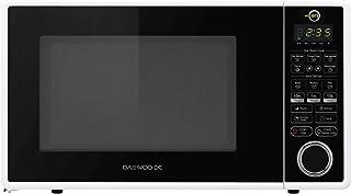 Daewoo Microwave Oven 51L - Black - KOR-189Z., 1 Year Warranty