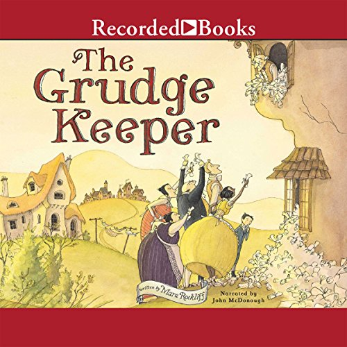 The Grudge Keeper cover art