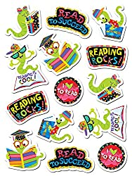 Reading Rocks! Stickers