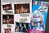 Lance Bass 'HAIRSPRAY' George Wendt / Ashley Parker Angel 2007 Broadway Flyer