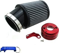 TC-Motor Air Filter & Adapter Kit For 6.5 HP Honda Clone GX160 GX200 Go Kart Predator 212cc Engine Go Kart Racing Cart Mini Bike