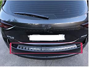 Rivestimento di Protezione della soglia del Pedale dello Scuff Accessori di Rivestimento HJHNB 4 Pezzi protettore per davanzale della portiera per Auto per Mazda Cx-5 2013 2015 2016