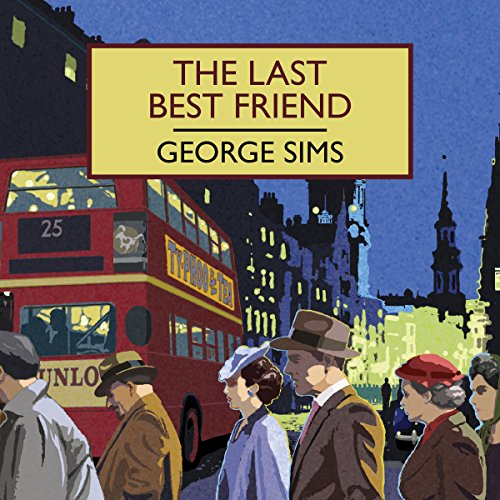 The Last Best Friend cover art
