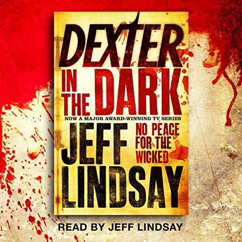 Dexter in the Dark cover art