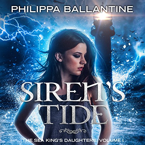 Siren's Tide audiobook cover art