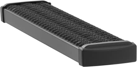 LUVERNE 415236-401470 Grip Step Black Aluminum 36-Inch Cargo Van Running Board, Driver-Side for Select Ram ProMaster 1500, 2500, 3500