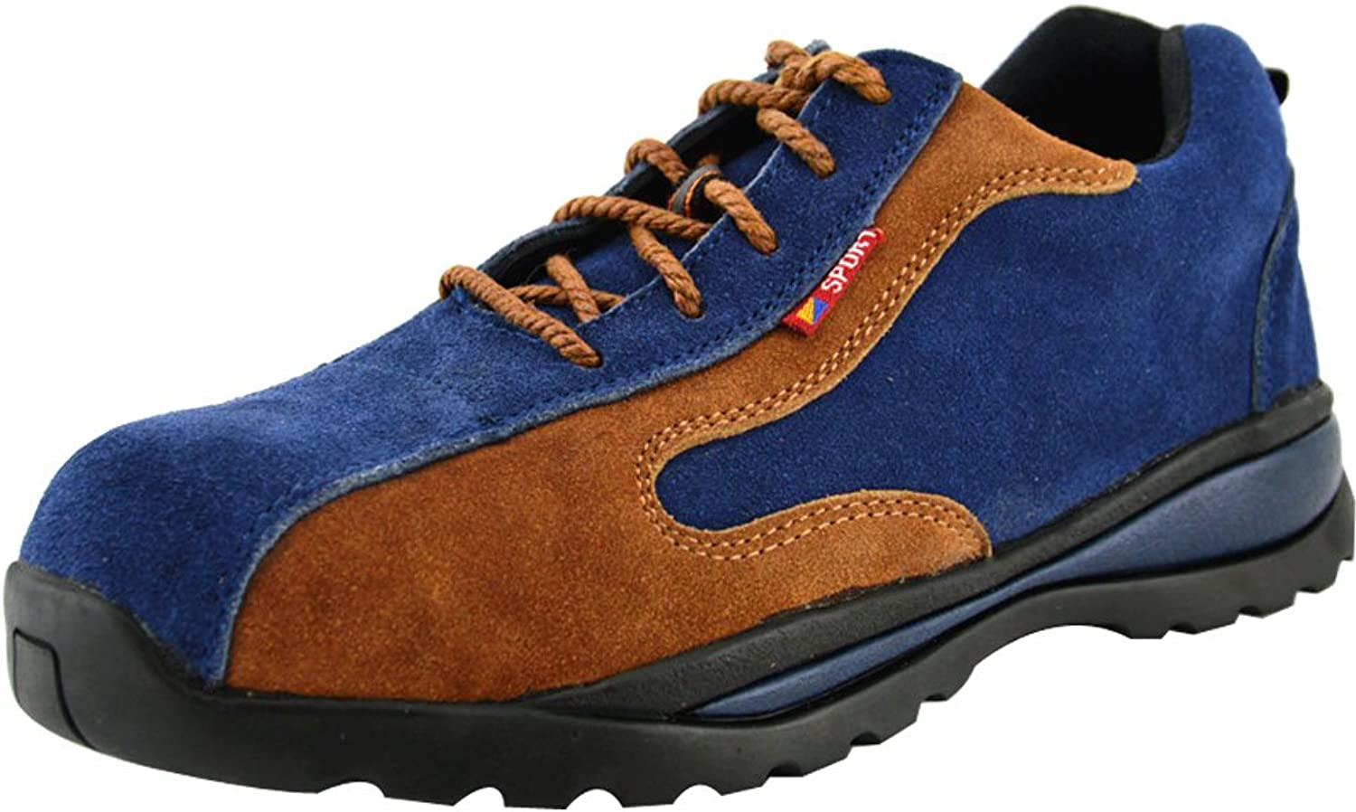 Ecextreme Ecextreme Ecextreme for Work herrar Lace -up Blais Steel -Toe Hiking skor  till grossist