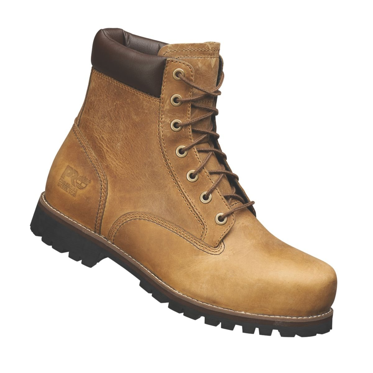 Timberland Pro marrón talla 10 profimaterial botas de seguridad: Amazon.es: Bricolaje y herramientas