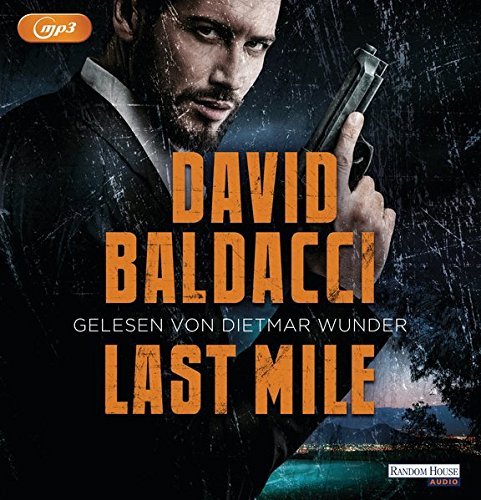 Last Mile (Die Memory-Man-Serie, Band 2)