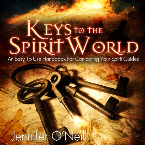 Keys to the Spirit World audiobook cover art