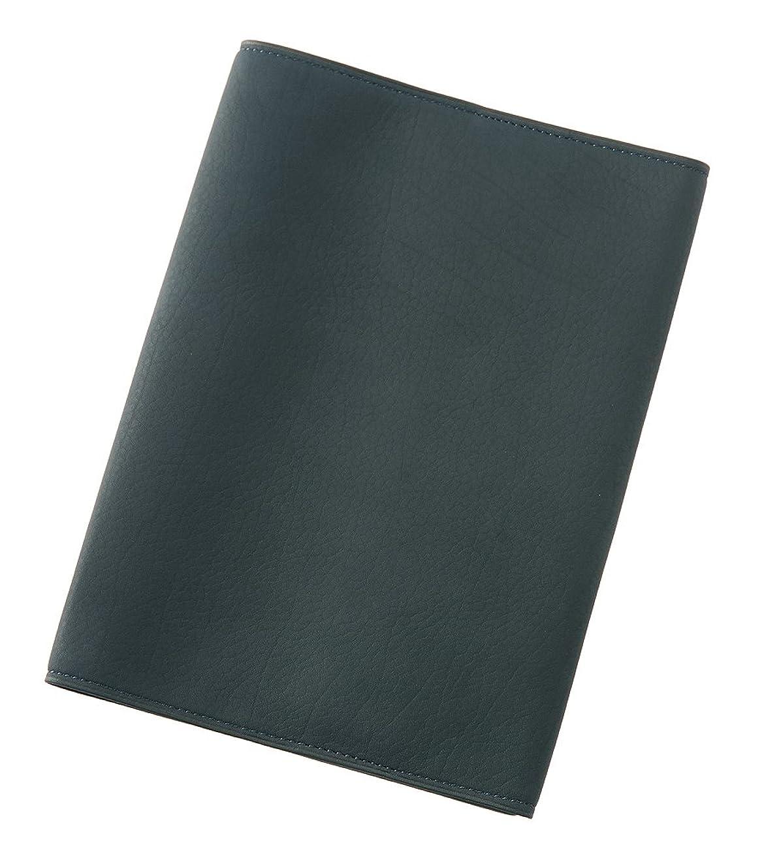 抗議スコア掘る【キプリス/CYPRIS】 RAINIER CALF(レーニアカーフ) ブックカバー(文庫本カバー)1182 (正規取扱店)
