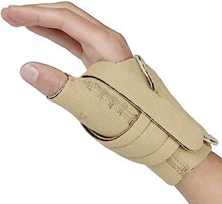 Comfort Cool Thumb CMC Restriction Splint Beige - Left Medium Plus 7-7/8 to 8-1/4 (20 to 21cm)
