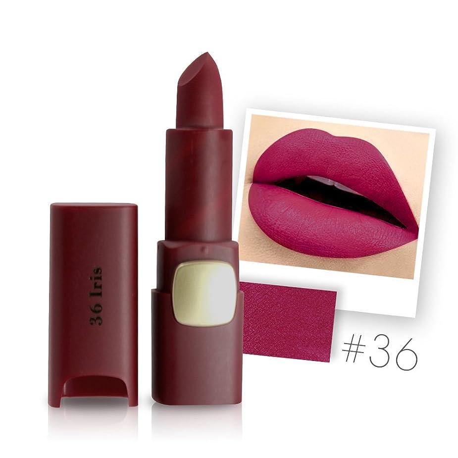 腹ワンダー中央Miss Rose Brand Matte Lipstick Waterproof Lips Moisturizing Easy To Wear Makeup Lip Sticks Gloss Lipsticks Cosmetic