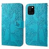 Ailisi Handyhülle für Samsung Galaxy A31, Baum Muster