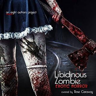 Libidinous Zombie audiobook cover art
