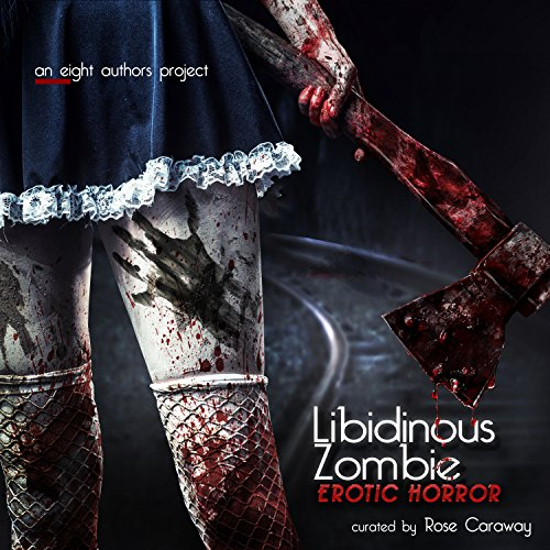 Libidinous Zombie audiobook cover art