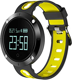 YZY Pulsera Actividad, Rastreador de Actividad a Prueba de Agua IP67 con Monitor de sueño y podómetro, Reloj Deportivo Inteligente for Mujeres y Hombres
