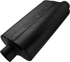 Flowmaster 9530560 50 H.D. Muffler - 3.00 Offset IN / 3.00 Center OUT - Moderate Sound
