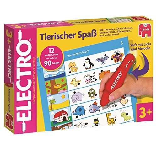Electro Wonderpen Tierischer Spaß Preescolar Niño/niña - Juegos educativos (Batería, LR41, 1,5 V, 340 mm, 50 mm, 270 mm) , color/modelo surtido