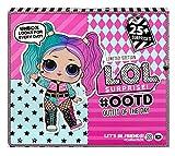 L.O.L. Surprise, OOTD 2020 - Calendrier de l'Avent 25 surprises dont 1 poupée exclusive 8cm, accessoires et vêtements, fonction eau surprise, jouet pour enfants dès 3 ans, LLUG6