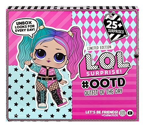 L.O.L. Surprise, OOTD 2020 - Calendrier de l'Avent 25 surpri