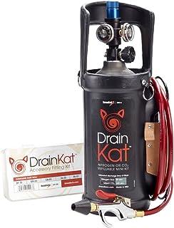 DiversiTech MBK-6 Drain Kat Mini Kit for Nitrogen or CO2 and Accessory Fitting Kit
