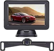 LeeKooLuu HD 720P Backup Camera and Monitor Kit OEM,Hitch Camera for..