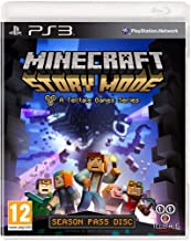 Minecraft Story Mode - A Telltale Game Series - Season Disc (PS3)