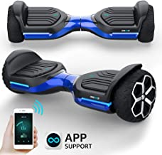 Gyroshoes Hoverboard Off Road All Terrain Self Balancing Scooter 6.5