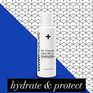 Vivant Skin Care Day Treatment Lotion SPF 15
