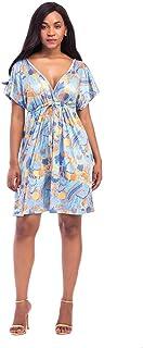 a6b616a6a713 Amazon.es: vestidos blanco playa - Multicolor / Mujer: Ropa
