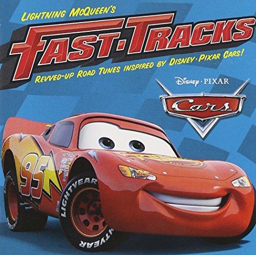 Cars - Lightning McQueen's Fast Tracks