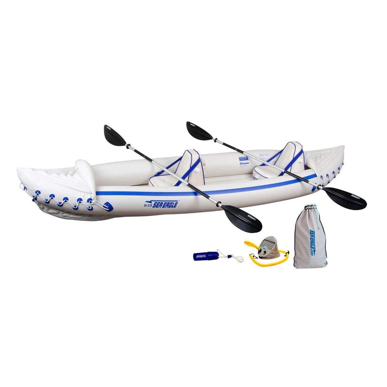 Sea Eagle SE370 Inflatable Package