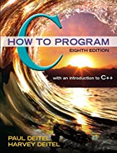 C How to Program Plus MyLab Programming with Pearson eText -- Access Card Package (8th Edition)
