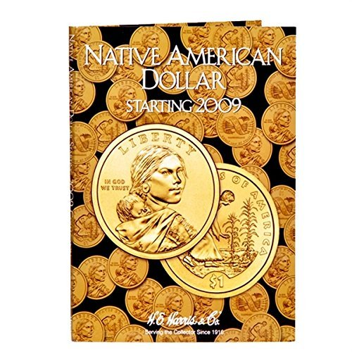 1 – Collector's Folder: Sacagawea Dollars Starting 2009