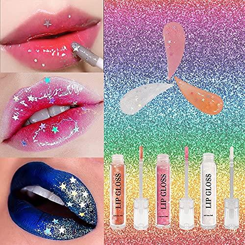 Clear glitter lipstick _image0