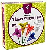Kids Origami Paper Folding Kit: Girls Multi Color Foldable...