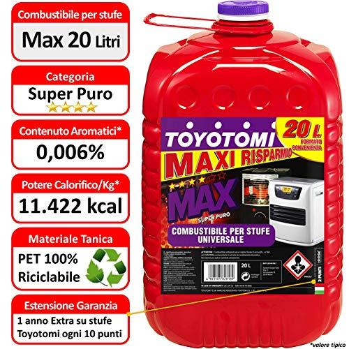 Toyotomi Max 20 litri