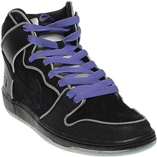 huge discount ebeb4 3b7cf Amazon.com: Nike SB Dunk High Elite Black