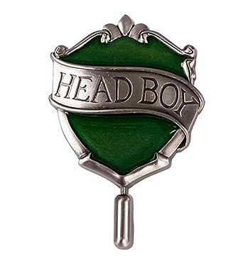 Wizarding World of Harry Potter : Slytherin Head Boy Trading Pin