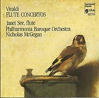 Flute Concertos: See / Mcgegan / Philharmonia Baroque.o