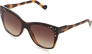 ليو جو نظارة شمسية مستطيل للنساء