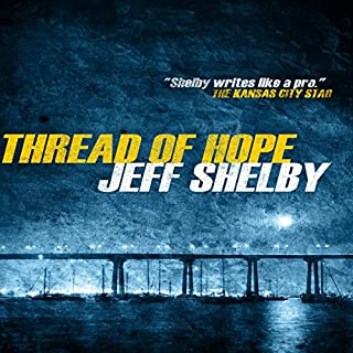 Thread of Hope audiobook cover art