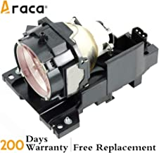 Araca DT00873 Projector Lamp with Housing for Hitachi CP-WX625 CP-X809 Projector