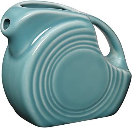 featured product Fiesta 5-Ounce Mini Disk Pitcher,  Turquoise