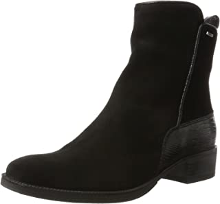 GEOX D Meldi NP ABX Womens Suede Leather Ankle Boots